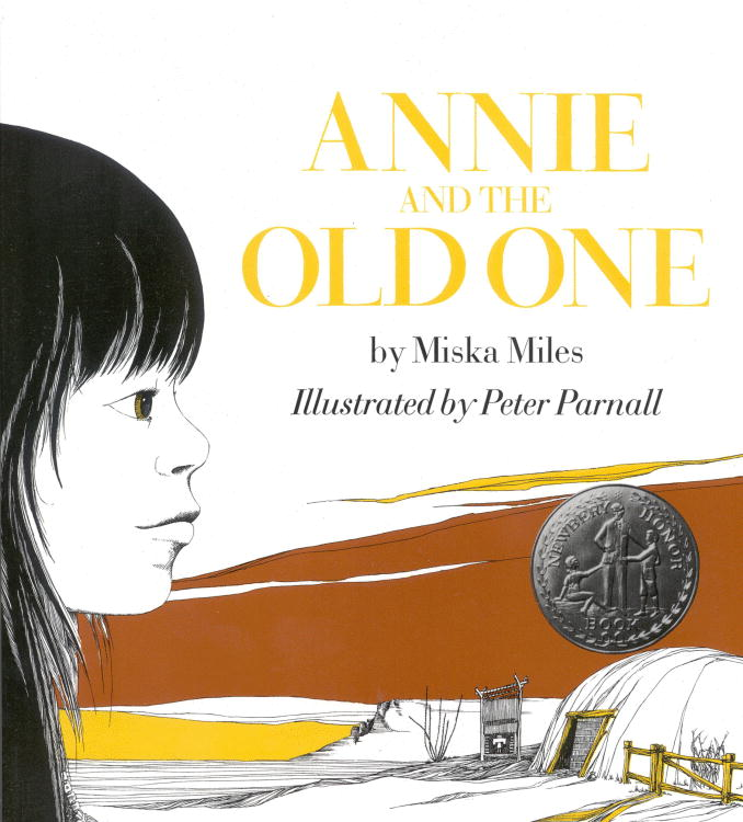Annie and the Old One By Miles, Miska/ Parnall, Peter (ILT)