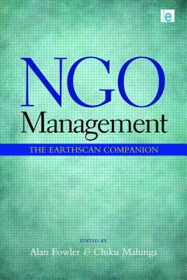 Ngo Management By Fowler, Alan (EDT)/ Malunga, Chiku (EDT)